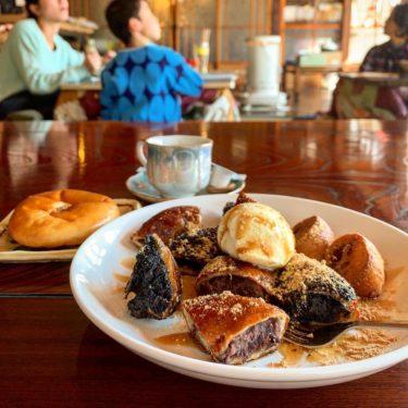 【青森・三戸】きたむら茶屋&殿さまあんぱん店